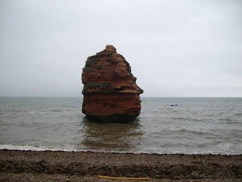 Ladram Bay, Devon