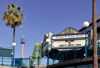 Welcome To Knott's Berry Farm