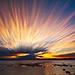 Cloud Beams by Matt Molloy