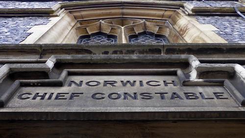 Norwich Chief Constable