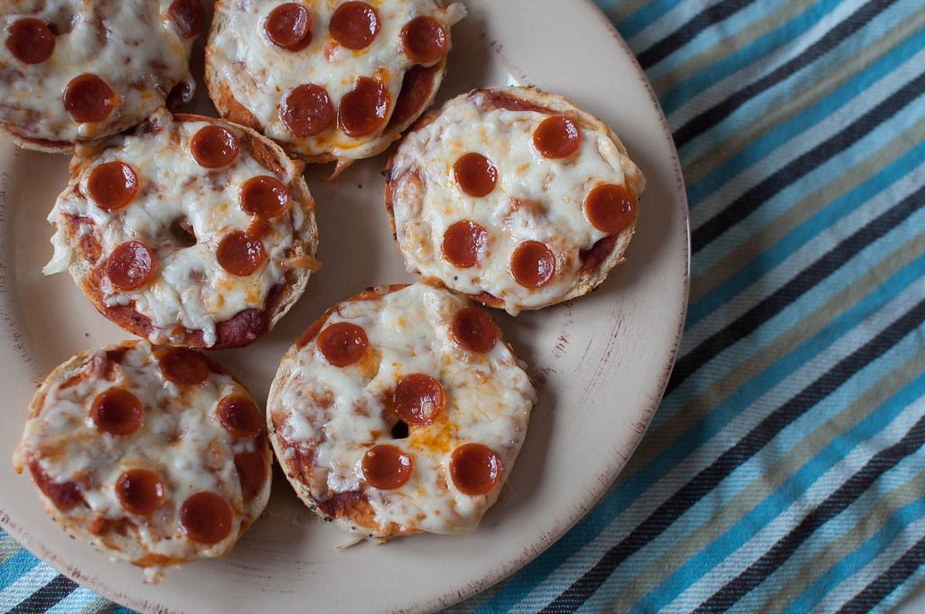 Mini Bagel Bites 5