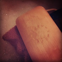Day 93: bubble bath and virgo soap. #100happydays