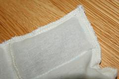 Tuto couture - bouillotte en graines de lin pour les cervicales - Etape 13