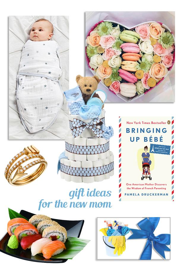 push present, push gifts, gifts for the new mom, baby gifts, הריון, לידה, מתנות ליולדת, עוגת חיתולים, סושי, שמיכת עיטוף לתינוק, מתנת לידה, תכשיט ליולדת, פרחים, מקרונים