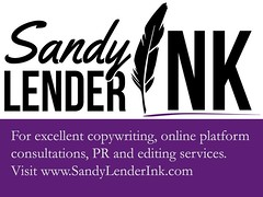Sandy Lender Ink - PD15 sponsor