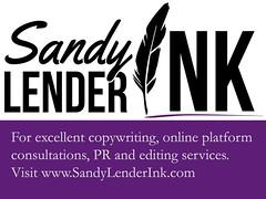 Sandy Lender Ink - PD15 sponsor
