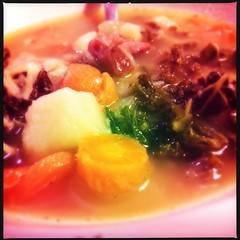 #Polish #Winter #stew #Foodie #Kale