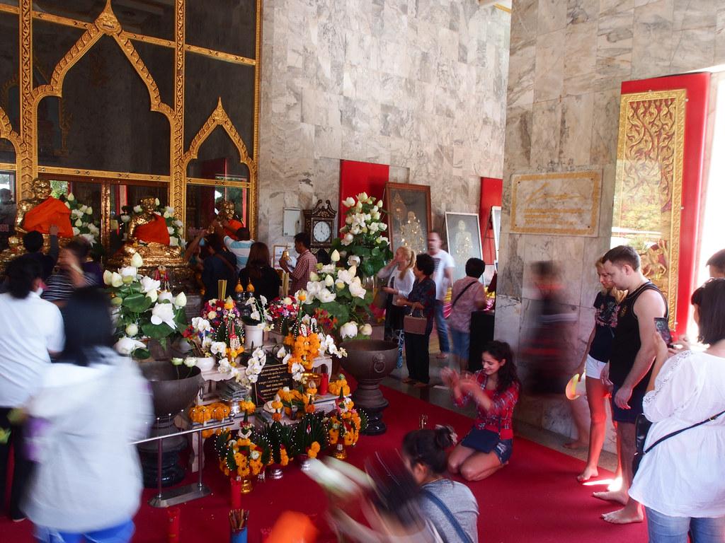 查龙寺 Wat Chalong