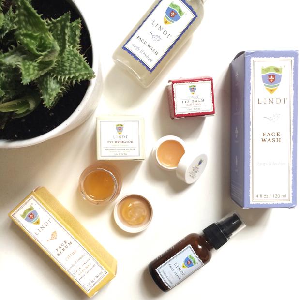 Lindi Skin, skincare products, sensitive skin