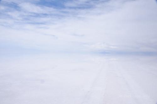 【写真】世界一周 : ウユニ塩湖(昼-4)
