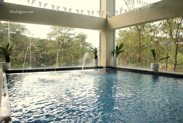 Le Monet Hotel Baguio Indoor Pool