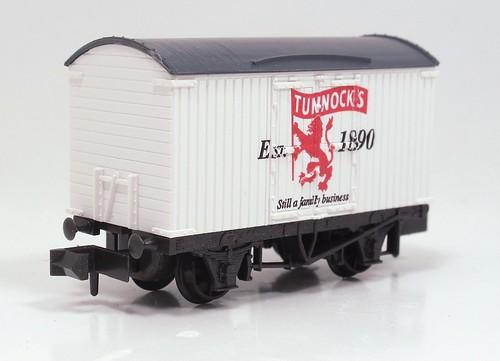 Tunnocks Van
