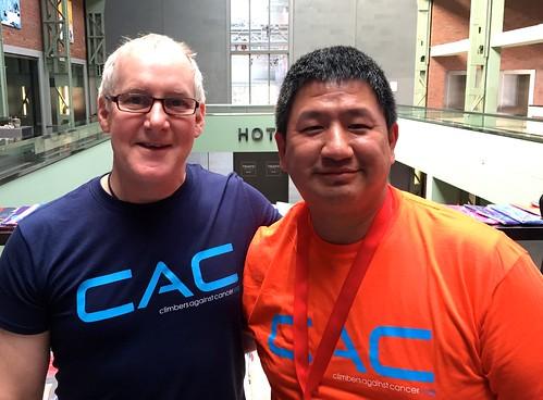 CAC @ IFSC Plenary Assembly 15