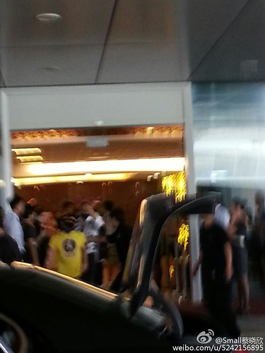 more BIGBANG arrival Shenzhen 2015-08-07 (29)