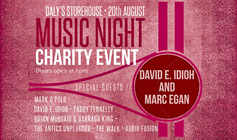 Music Night Charity Event