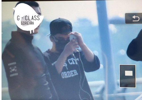 Big Bang - Incheon Airport - 24sep2015 - GDREIRA - 17