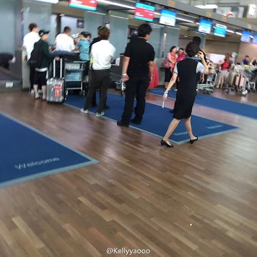 BIGBANG departure Seoul ICN 2015-08-07 (2)