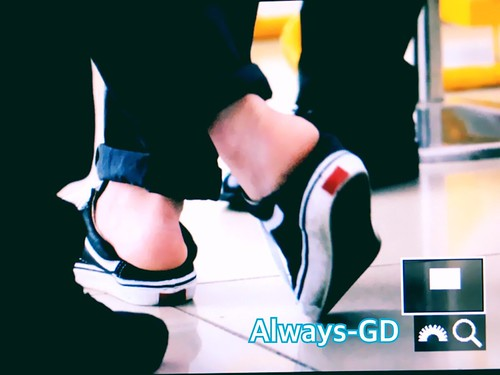 Big Bang - Incheon Airport - 05jun2016 - Always GD - 03
