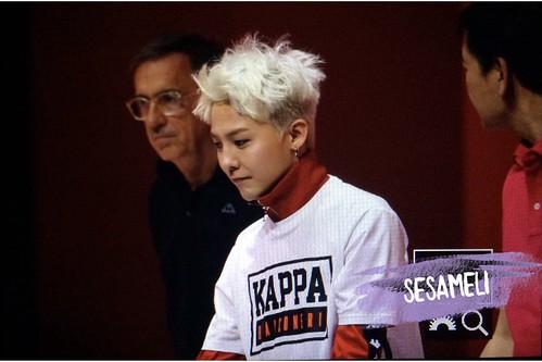 G-Dragon - Kappa 100th Anniversary Event - 26apr2016 - sesame_li - 01