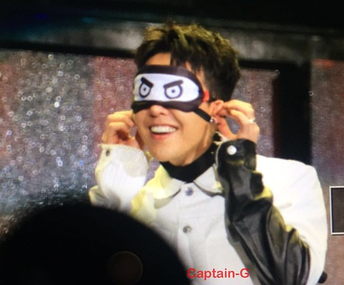 Big Bang - Made V.I.P Tour - Nanjing - 19mar2016 - Captain G - 09