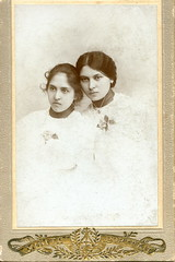 Sisters of belle époque