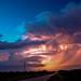 080814 - Stacked Nebraska Lightning by NebraskaSC Photography