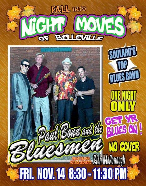 Bluesmen 11-14-14