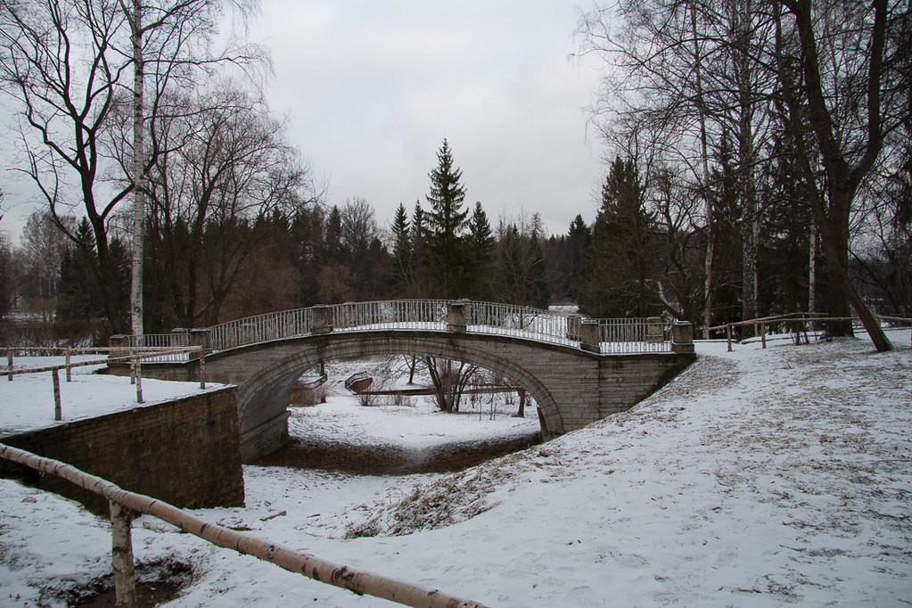Grounds of Pavlovsk Palace