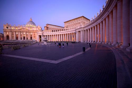 light vatican rome roma architecture sunrise licht sony vaticano architektur rom vatikan sonyα900
