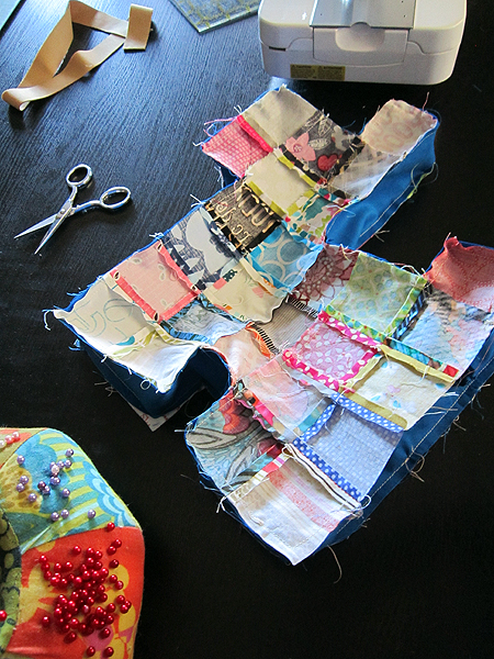 Scrappy, Stitched Gifts