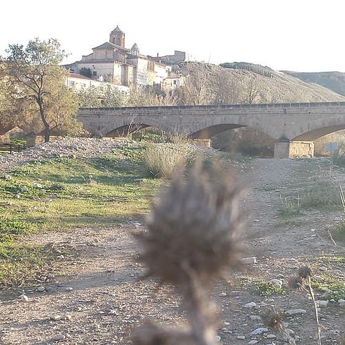 Un paseo por mi #pueblo, #Castelnou (part II)