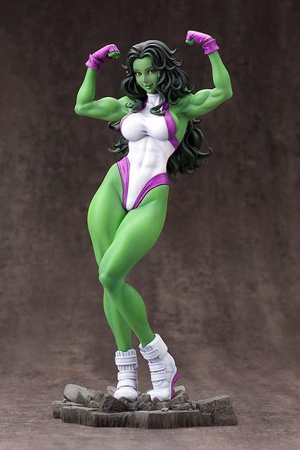 壽屋 – 驚奇漫畫美少女:She-Hulk 女浩克