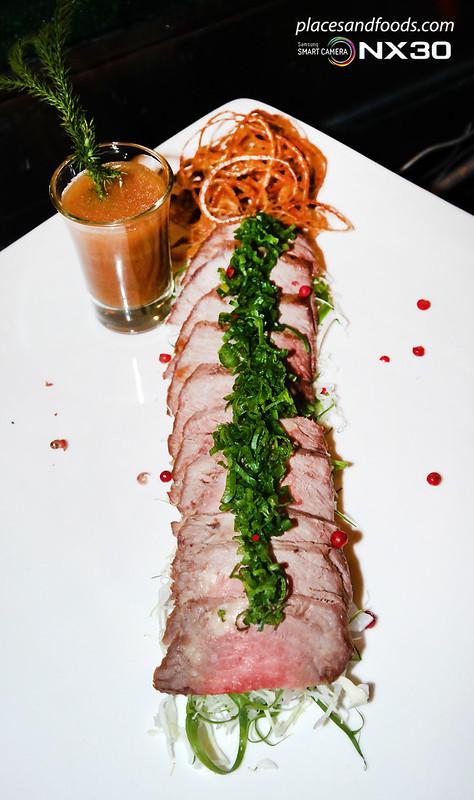 fu rin wasabi beef
