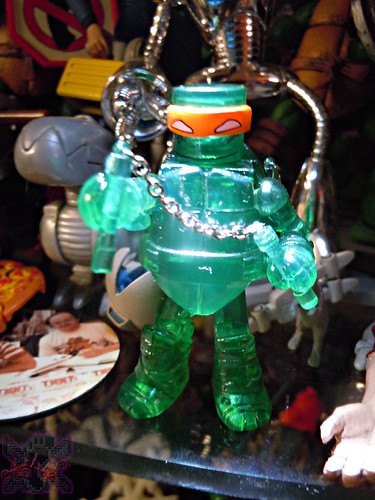 Nickelodeon  TEENAGE MUTANT NINJA TURTLES ; MINIMATES :: MUTAGEN MICHELANGELO x (( 2014 ))