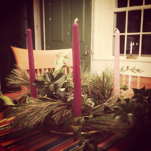 I love Advent.