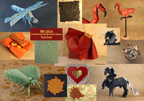 International Origami Internet Olympiad 2014