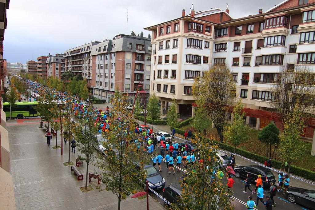 XX Carrera Las Arenas - Bilbao 2014