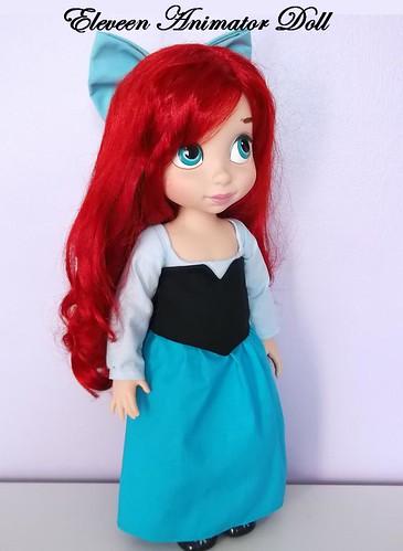 [Créations] Eleveen Animator Doll : Confections *News : Anna tenue Hiver et Kiki Animator* 15964822239_75cbf81a93