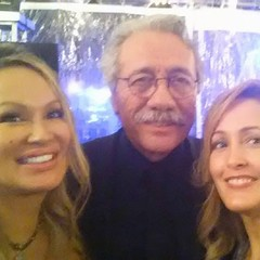 Great Oscar's this year, Edward James Almos is a man humble in his role as a star among stars...