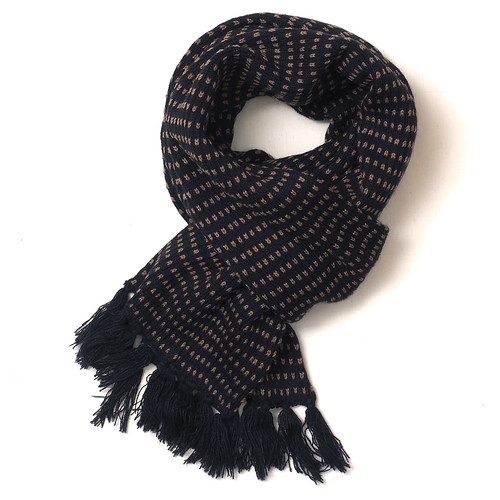 J.Crew / Dot Knit Scarf