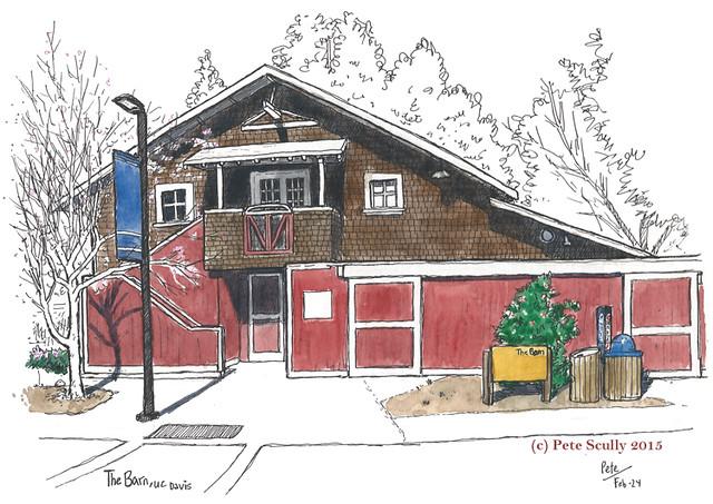 the barn UC Davis