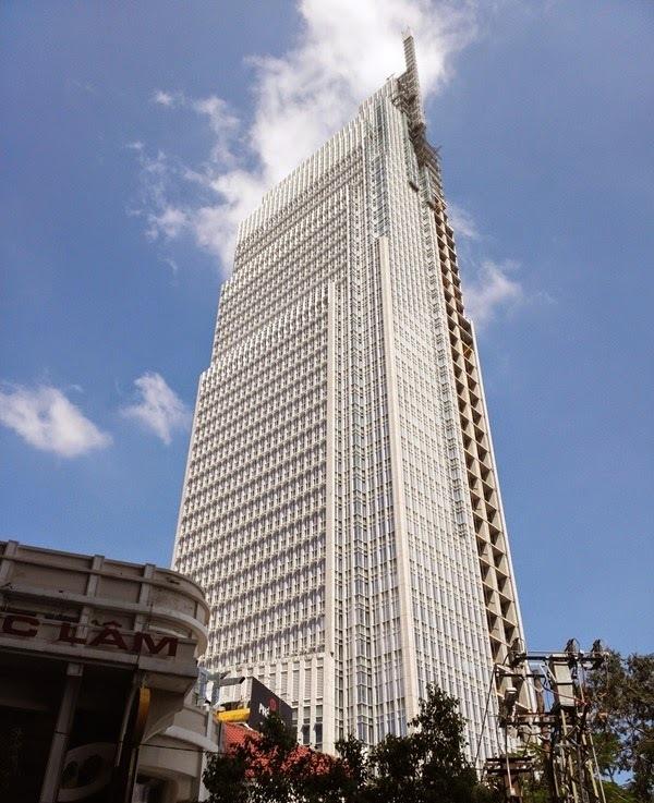 Tiến Độ Dự Án Vietcombank Tower