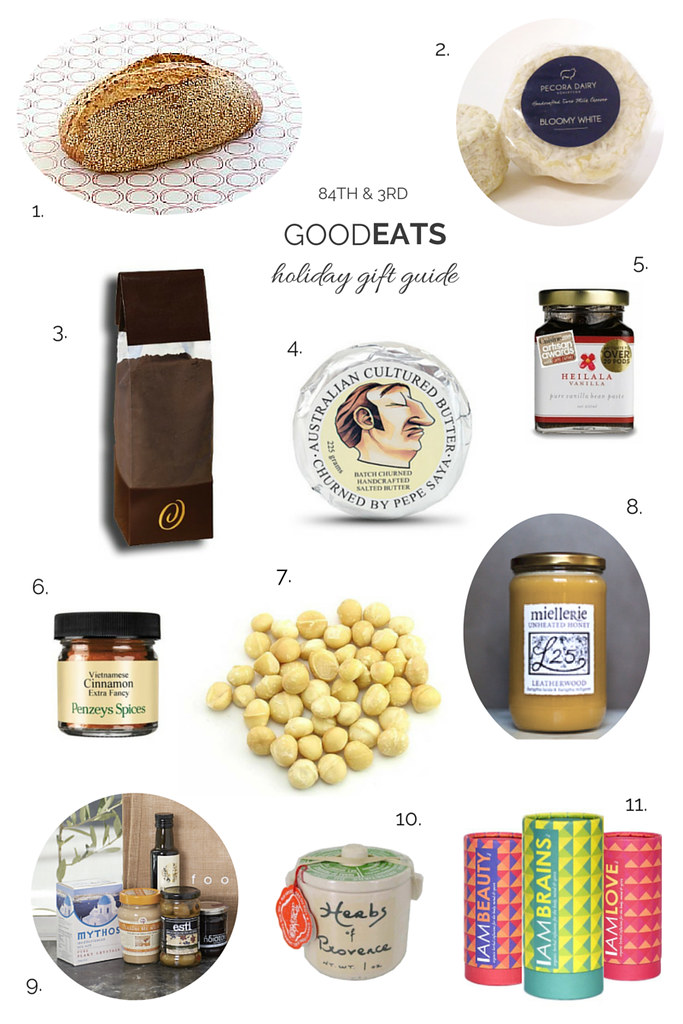 Good Eats Holiday Gift Guide 2014