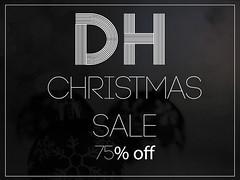 DH Christmas Sale.
