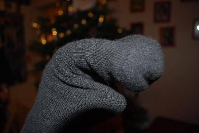 Die Socke Fridolin
