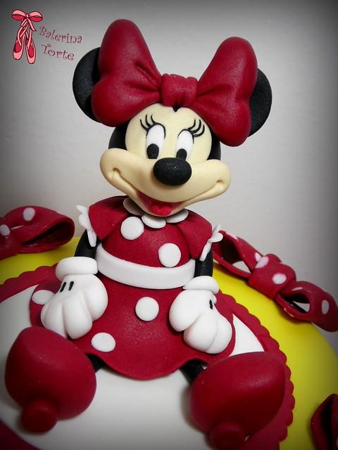 minnie mouse cake mini maus torta by balerina torte. Black Bedroom Furniture Sets. Home Design Ideas