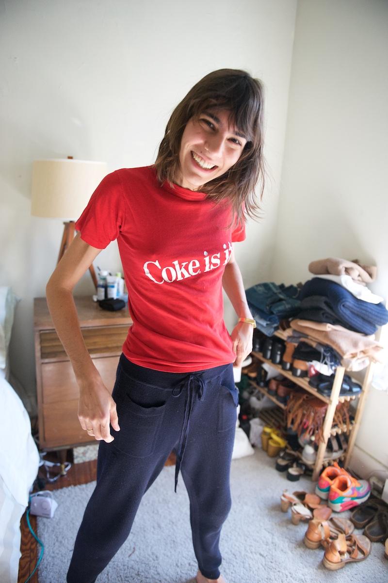vintage coke tshirt