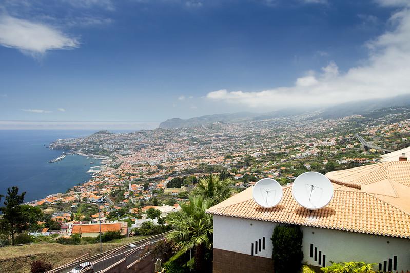 Panorama of Funchal
