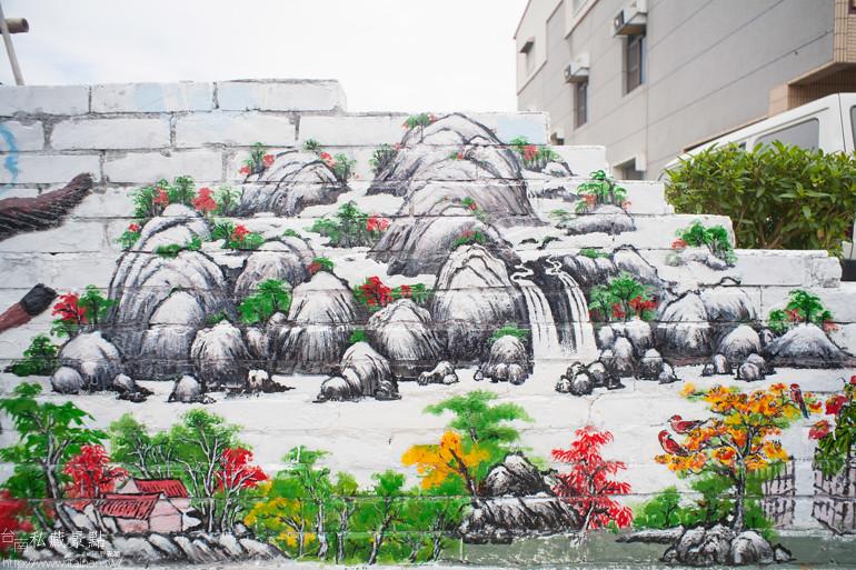 台南私藏景點-善化嘉北社區 (38)