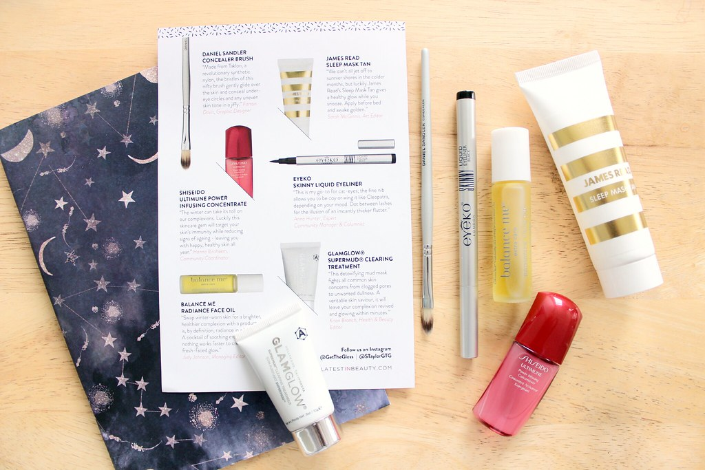 Latest In Beauty Get The Gloss Beauty Insider's Kit